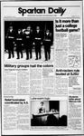 Spartan Daily, September 29, 1989