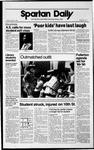 Spartan Daily, October 2, 1989 by San Jose State University, School of Journalism and Mass Communications