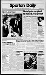 Spartan Daily, October 6, 1989