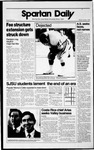Spartan Daily, October 9, 1989 by San Jose State University, School of Journalism and Mass Communications