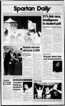Spartan Daily, October 10, 1989 by San Jose State University, School of Journalism and Mass Communications