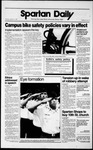 Spartan Daily, October 16, 1989 by San Jose State University, School of Journalism and Mass Communications