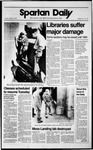 Spartan Daily, October 23, 1989 by San Jose State University, School of Journalism and Mass Communications
