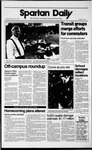 Spartan Daily, October 25, 1989 by San Jose State University, School of Journalism and Mass Communications