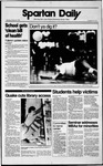 Spartan Daily, October 26, 1989 by San Jose State University, School of Journalism and Mass Communications