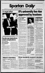 Spartan Daily, November 3, 1989 by San Jose State University, School of Journalism and Mass Communications