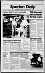 Spartan Daily, November 7, 1989 by San Jose State University, School of Journalism and Mass Communications