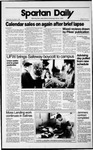 Spartan Daily, November 8, 1989 by San Jose State University, School of Journalism and Mass Communications
