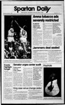 Spartan Daily, November 9, 1989 by San Jose State University, School of Journalism and Mass Communications