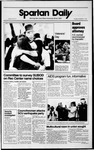 Spartan Daily, November 14, 1989 by San Jose State University, School of Journalism and Mass Communications
