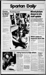 Spartan Daily, November 15, 1989 by San Jose State University, School of Journalism and Mass Communications