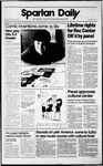 Spartan Daily, November 16, 1989 by San Jose State University, School of Journalism and Mass Communications
