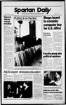 Spartan Daily, November 17, 1989 by San Jose State University, School of Journalism and Mass Communications