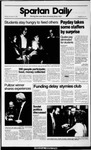 Spartan Daily, November 20, 1989 by San Jose State University, School of Journalism and Mass Communications