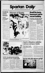 Spartan Daily, November 21, 1989 by San Jose State University, School of Journalism and Mass Communications