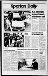 Spartan Daily, December 1, 1989 by San Jose State University, School of Journalism and Mass Communications
