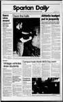 Spartan Daily, December 4, 1989 by San Jose State University, School of Journalism and Mass Communications