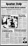 Spartan Daily, December 6, 1989 by San Jose State University, School of Journalism and Mass Communications