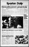 Spartan Daily, December 8, 1989 by San Jose State University, School of Journalism and Mass Communications