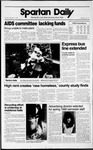 Spartan Daily, December 14, 1989 by San Jose State University, School of Journalism and Mass Communications
