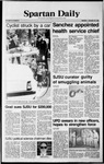 Spartan Daily, January 29, 1990