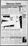 Spartan Daily, February 6, 1990 by San Jose State University, School of Journalism and Mass Communications