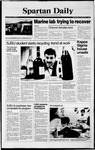 Spartan Daily, February 7, 1990 by San Jose State University, School of Journalism and Mass Communications