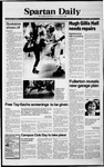 Spartan Daily, February 8, 1990 by San Jose State University, School of Journalism and Mass Communications