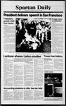 Spartan Daily, February 9, 1990