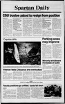 Spartan Daily, February 13, 1990 by San Jose State University, School of Journalism and Mass Communications