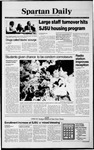 Spartan Daily, February 14, 1990 by San Jose State University, School of Journalism and Mass Communications