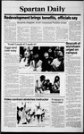 Spartan Daily, February 27, 1990 by San Jose State University, School of Journalism and Mass Communications