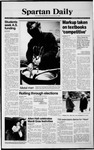 Spartan Daily, February 28, 1990 by San Jose State University, School of Journalism and Mass Communications