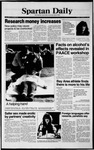 Spartan Daily, March 9, 1990