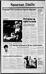 Spartan Daily, March 14, 1990