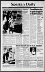 Spartan Daily, March 23, 1990
