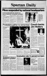 Spartan Daily, March 27, 1990