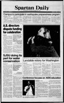 Spartan Daily, April 2, 1990