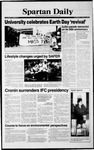 Spartan Daily, April 18, 1990