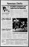 Spartan Daily, April 25, 1990