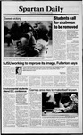 Spartan Daily, May 2, 1990