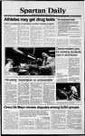 Spartan Daily, May 14, 1990 by San Jose State University, School of Journalism and Mass Communications