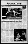 Spartan Daily, May 15, 1990 by San Jose State University, School of Journalism and Mass Communications