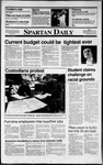 Spartan Daily, August 27, 1990 by San Jose State University, School of Journalism and Mass Communications