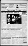 Spartan Daily, August 29, 1990 by San Jose State University, School of Journalism and Mass Communications