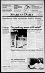 Spartan Daily, August 31, 1990 by San Jose State University, School of Journalism and Mass Communications