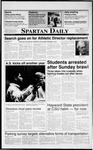 Spartan Daily, September 7, 1990 by San Jose State University, School of Journalism and Mass Communications