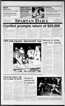 Spartan Daily, September 11, 1990 by San Jose State University, School of Journalism and Mass Communications