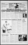 Spartan Daily, September 12, 1990 by San Jose State University, School of Journalism and Mass Communications