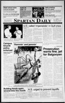 Spartan Daily, September 17, 1990 by San Jose State University, School of Journalism and Mass Communications